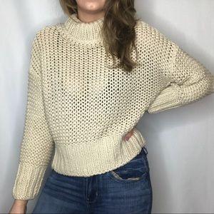 Free People | My Only Sunshine Knit Sweater XS
